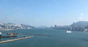 【租】土瓜灣 • 利港灣   424呎  2房  高層海景  $18500